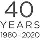 40 Years 1980 - 2020